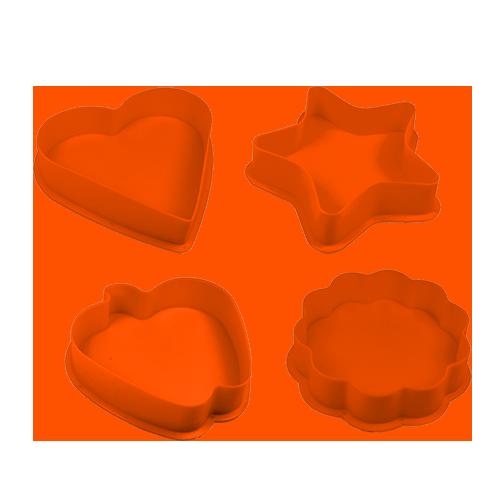 Moldes de cocina x4 for Moldes de cocina